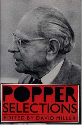 9780691072876: Popper Selections