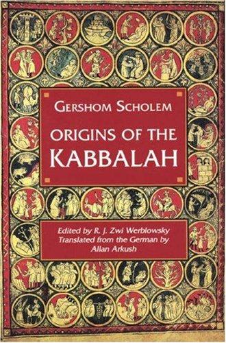 9780691073149: Origins of the Kabbalah