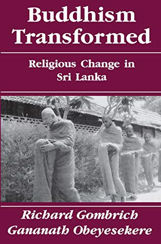 9780691073330: Buddhism Transformed: Religious Change in Sri Lanka