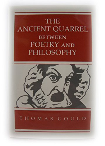 9780691073750: The Ancient Quarrel Between Poetry and Philosophy