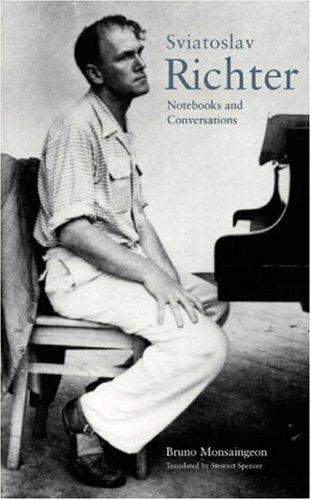 9780691074382: Sviatoslav Richter: Notebooks and Conversations