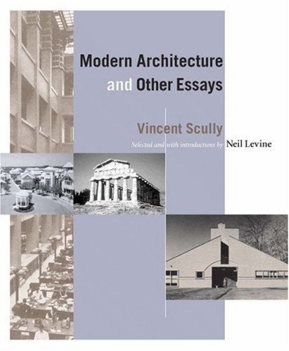 9780691074412: Modern Architecture and Other Essays