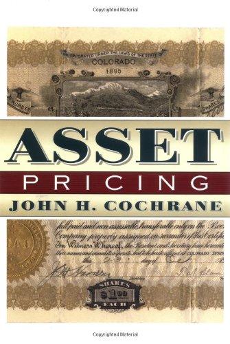 9780691074986: Asset Pricing