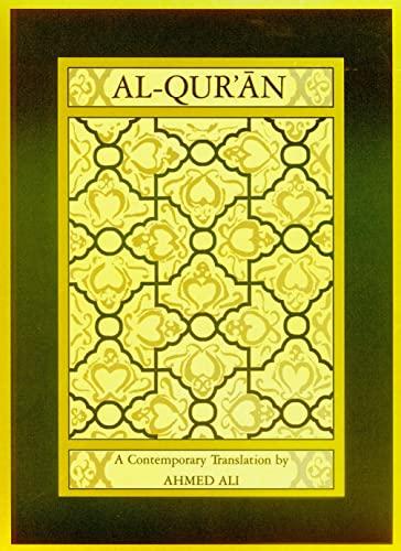 Al-Qur'an: Ali, Ahmed