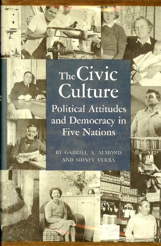 9780691075037: The Civic Culture: Political Attitudes and Democracy in Five Nations (Center for International Studies, Princeton University)
