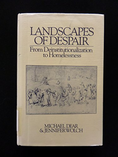 9780691077543: Landscapes of Despair: From Deinstitutionalization to Homelessness (Princeton Legacy Library)