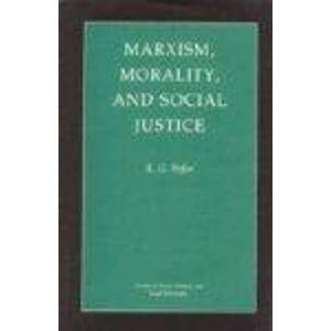 9780691077895: Marxism, Morality, and Social Justice (Princeton Legacy Library)