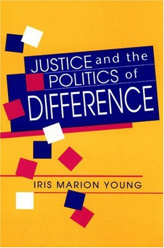 9780691078328: Justice and the Politics of Difference