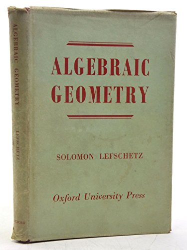9780691079066: Algebraic Geometry