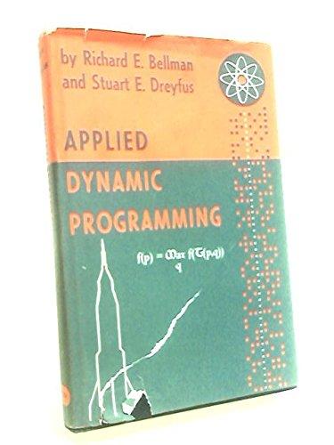 9780691079134: Applied Dynamic Programming (Princeton Legacy Library)