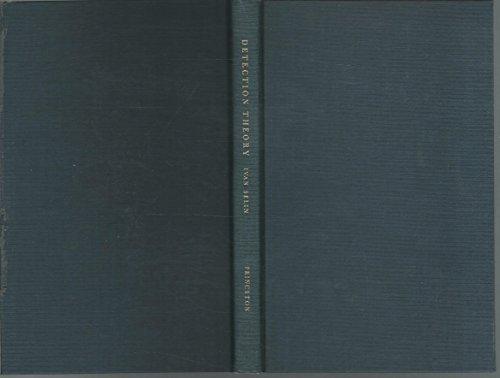 Detection Theory: (A Rand Study) (Princeton Legacy Library): Ivan Selin