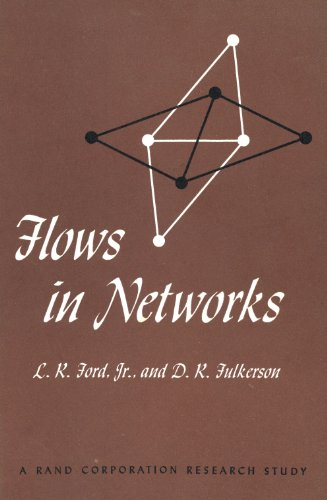 9780691079622: Flows in Networks (Rand Corporation Research Studies Series)