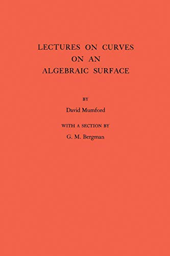 9780691079936: Lectures on Curves on Algebraic Surfaces