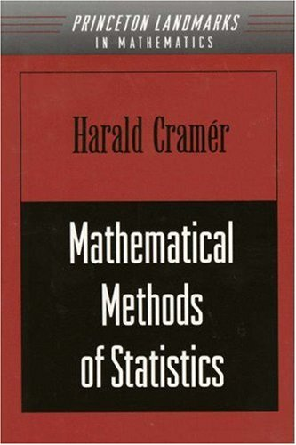 9780691080048: Mathematical Methods of Statistics. (PMS-9)
