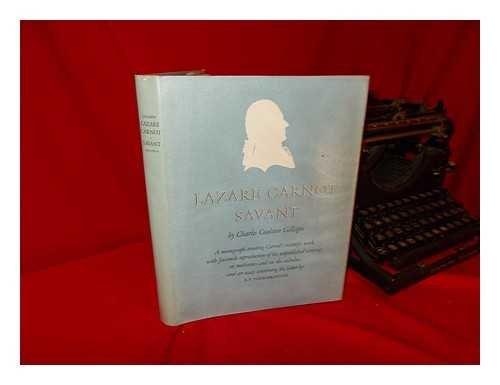 9780691080826: Lazare Carnot, Savant
