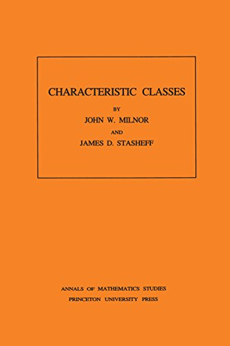 9780691081229: Characteristic Classes