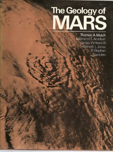 9780691081731: The Geology of Mars
