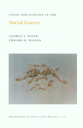 9780691082103: Caste and Ecology in the Social Insects. (MPB-12) (Monographs in Population Biology)