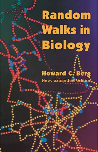 9780691082455: Random Walks in Biology