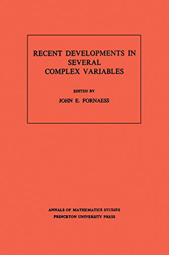 Contributions to Several Complex Variables: In Honour of Wilhelm Stoll (Aspects of Mathematics)