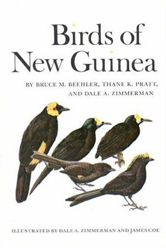 9780691083858: Birds of New Guinea (Handbook (Wau Ecology Institute), No. 9.)