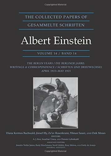The Collected Papers of Albert Einstein. Volume I. The Early Years, 1879-1902. [with]: The ...