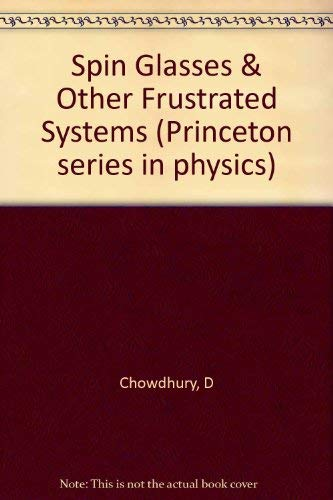9780691084619: Spin Glasses and Other Frustrated Systems (Princeton Legacy Library)