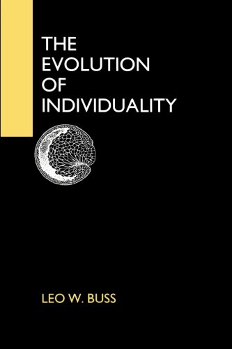 9780691084695: The Evolution of Individuality (Princeton Legacy Library)