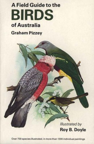 9780691084831: A Field Guide to the Birds of Australia