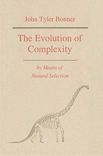 9780691084947: The Evolution of Complexity by Means of Natural Selection