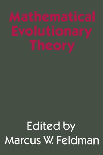 9780691085036: Mathematical Evolutionary Theory (Princeton Legacy Library)
