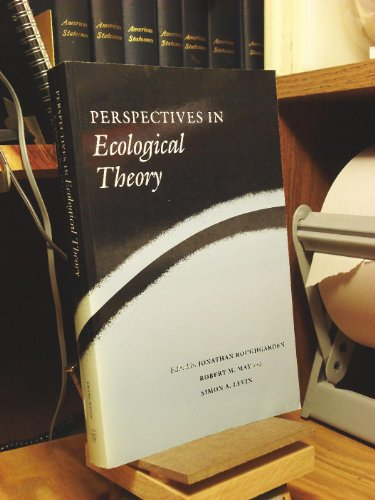 9780691085074: Perspectives in Ecological Theory (Princeton Legacy Library)