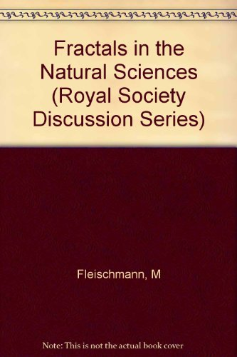 9780691085616: Fractals in the Natural Sciences (Princeton Legacy Library)
