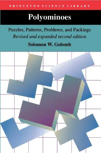 9780691085739: Polyominoes: Puzzles, Patterns, Problems, and Packings