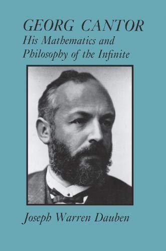 9780691085838: Georg Cantor: His Mathematics and Philosophy of the Infinite