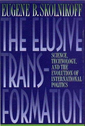 9780691086316: The Elusive Transformation