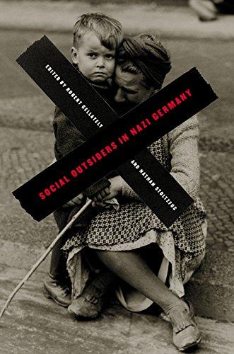 9780691086842: Social Outsiders in Nazi Germany