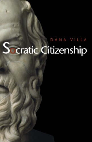 9780691086934: Socratic Citizenship