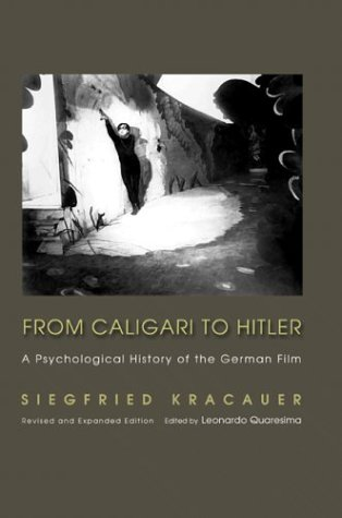 9780691087085: From Caligari to Hitler: A Psychological History of the German Film