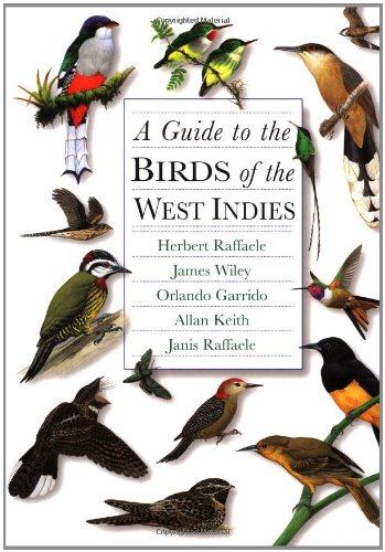 9780691087368: A Guide to the Birds of the West Indies