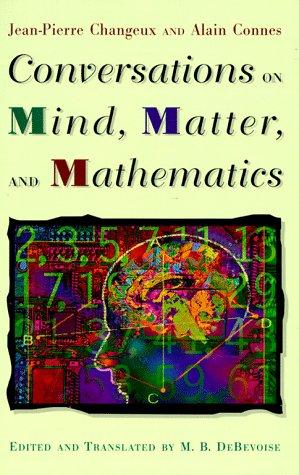 9780691087597: Conversations on Mind, Matter, and Mathematics