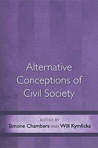 9780691087955: Alternative Conceptions of Civil Society.