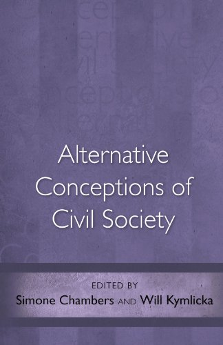 9780691087962: Alternative Conceptions of Civil Society.