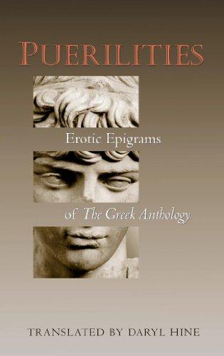 9780691088204: Puerilities: Erotic Epigrams of