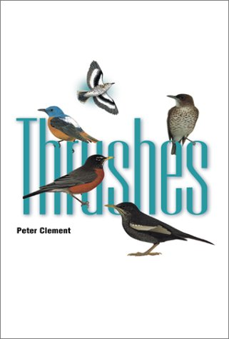 9780691088525: Thrushes