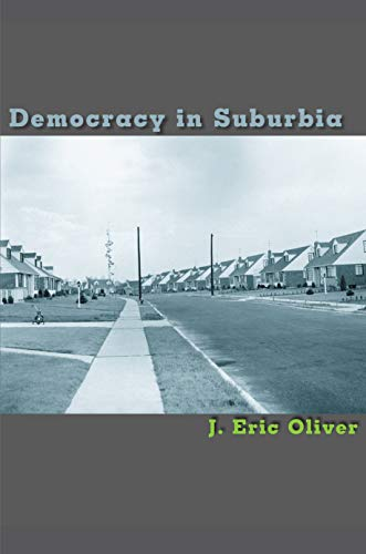 9780691088808: Democracy in Suburbia