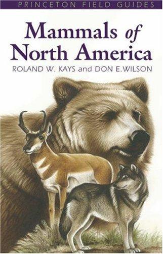 9780691088907: Mammals of North America (Princeton Field Guides)