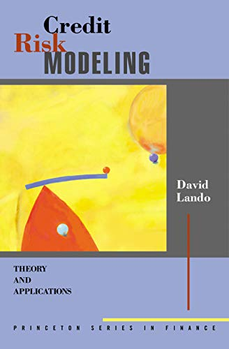 9780691089294: Credit Risk Modeling: Theory and Applications