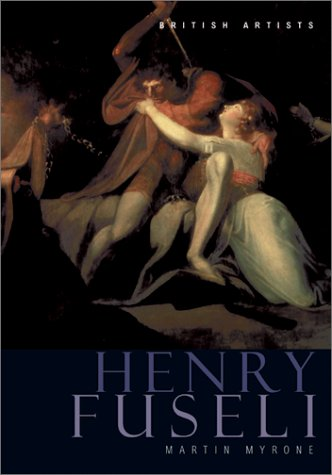 9780691089393: Henry Fuseli (British Artists)