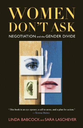 9780691089409: Women Don't Ask: Negotiation and the Gender Divide